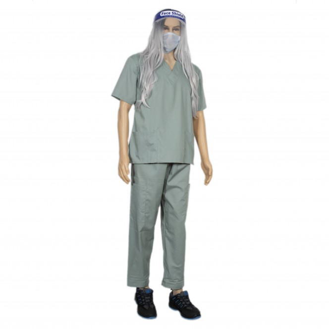 MEDICAL SCRUB SUIT SET
