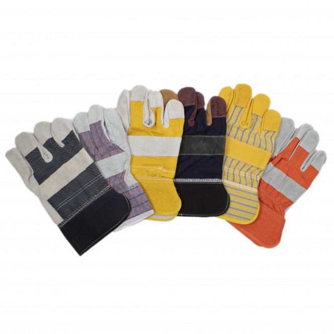 JEANS WORKING GLOVES (Without CE Approval)