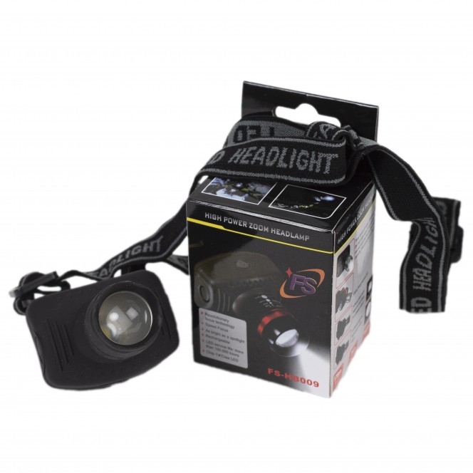 HEAD LIGHT - FS - TB009, LED 1W