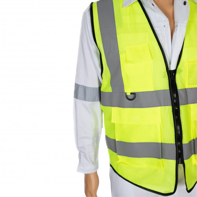 HI-VIS SAFETY VEST (3)