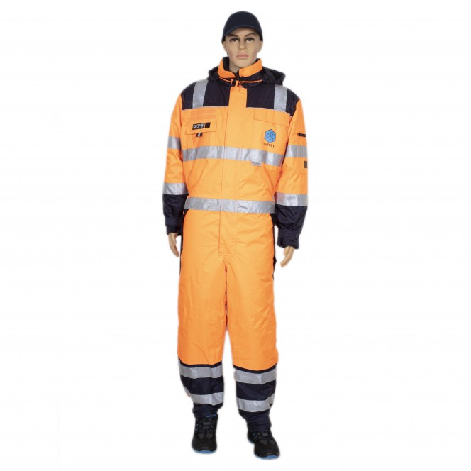 WINTER COVERALL: SMN ESKIMO