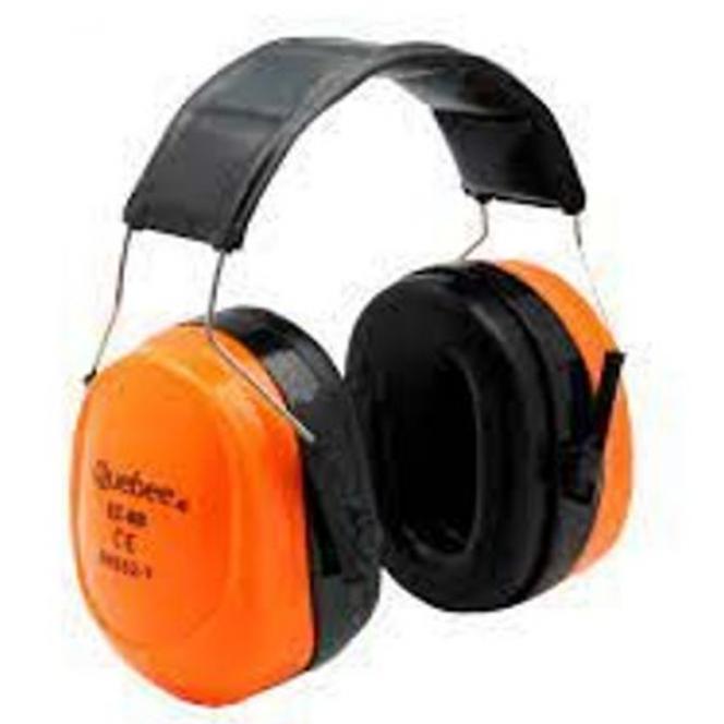 EARMUFF (HEADBAND TYPE) QB-HY-EZ-8B, SNR 28 DB
