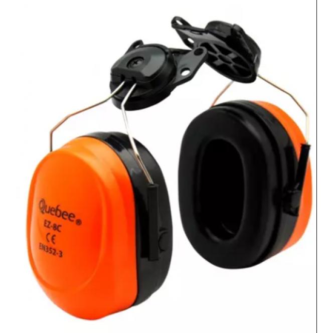 EARMUFF (HELMET ATTACHABLE) QB-HY-EZ-8C, SNR 31 DB
