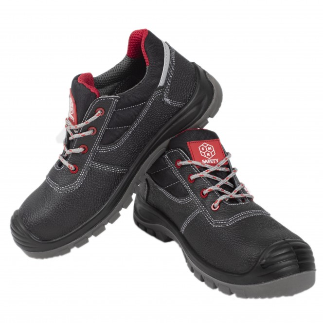SAFETY SHOES SMN1510 (Low-Cut)