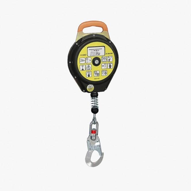 RETRACTABLE FALL ARRESTER W/AZ - 060 SAFETY HOOK 20M , MODEL: CR300-20