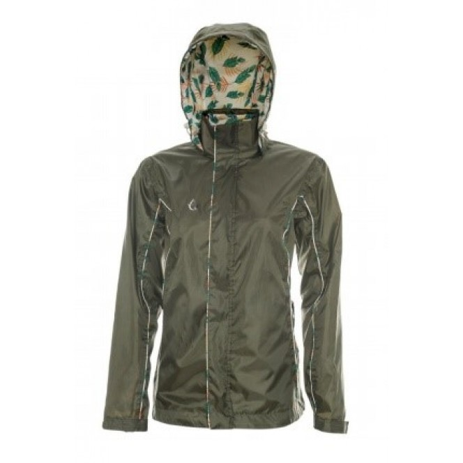 SMN LADIES RAIN JACKET