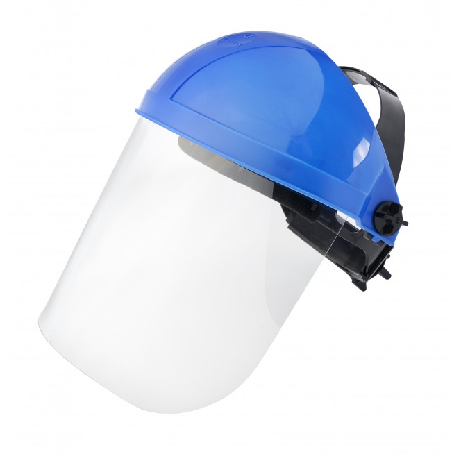 FACE SHIELD WITH FRAME ( III )
