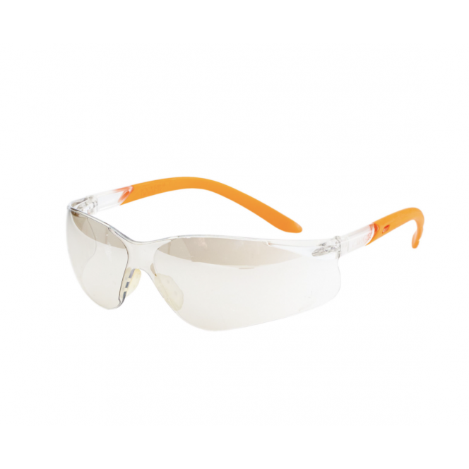 CLEAR LENS SAFETY GLASSES