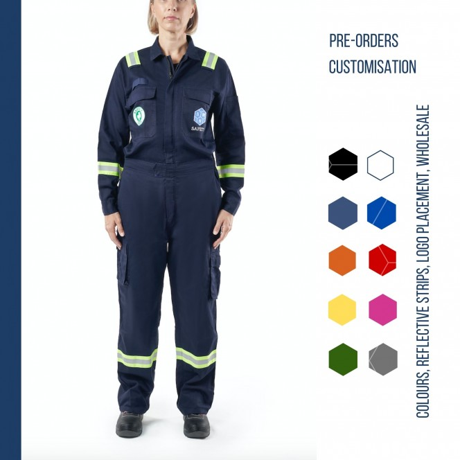 COVERALL (Type 7) Pre-order/Customisation
