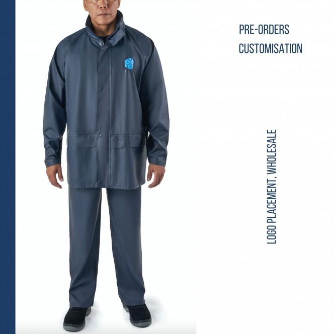 HEAVY DUTY RAIN SUIT SET | Pre-Order/Customisation