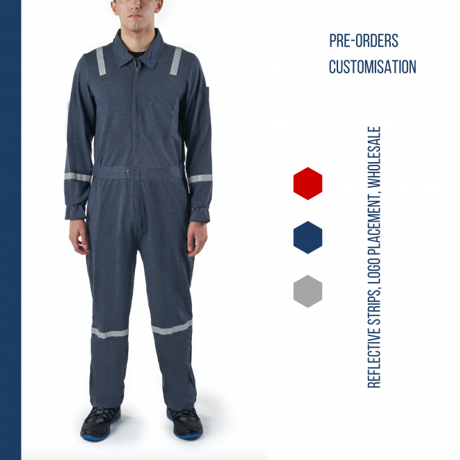 COVERALL (Type 6) Pre-order/Customisation