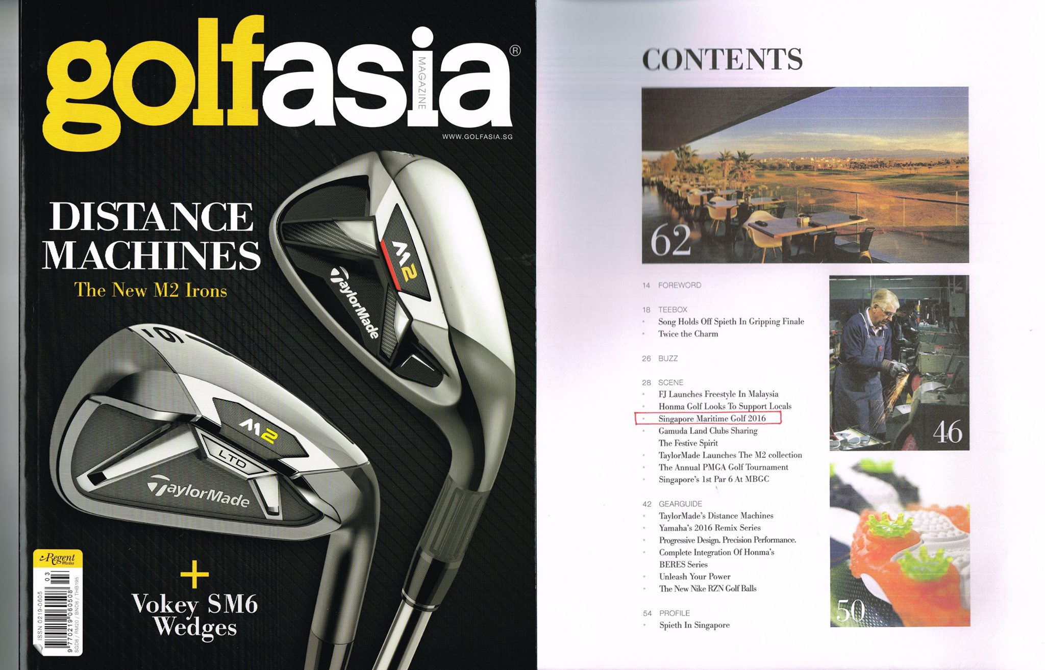 Golf Asia Feature